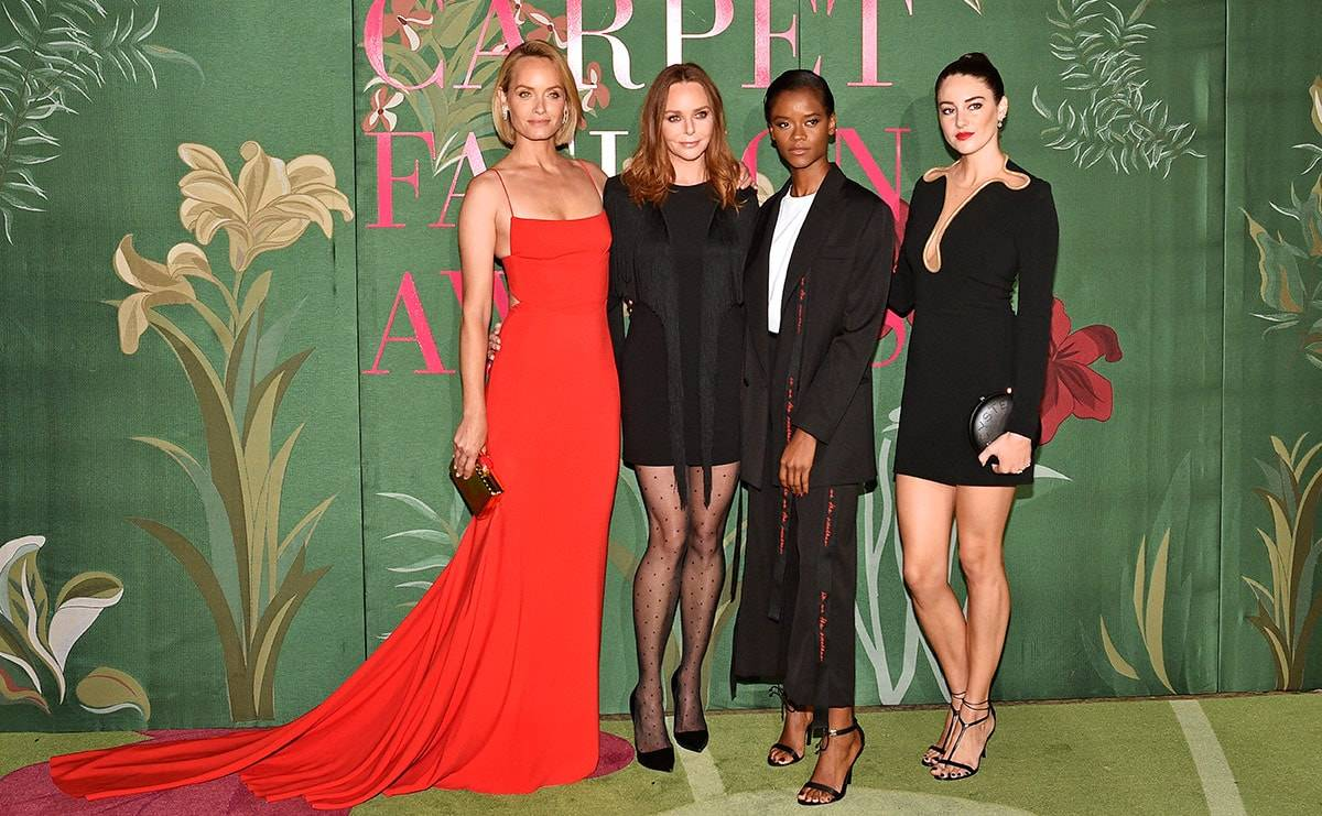 Green Carpet Fashion Awards announces winners