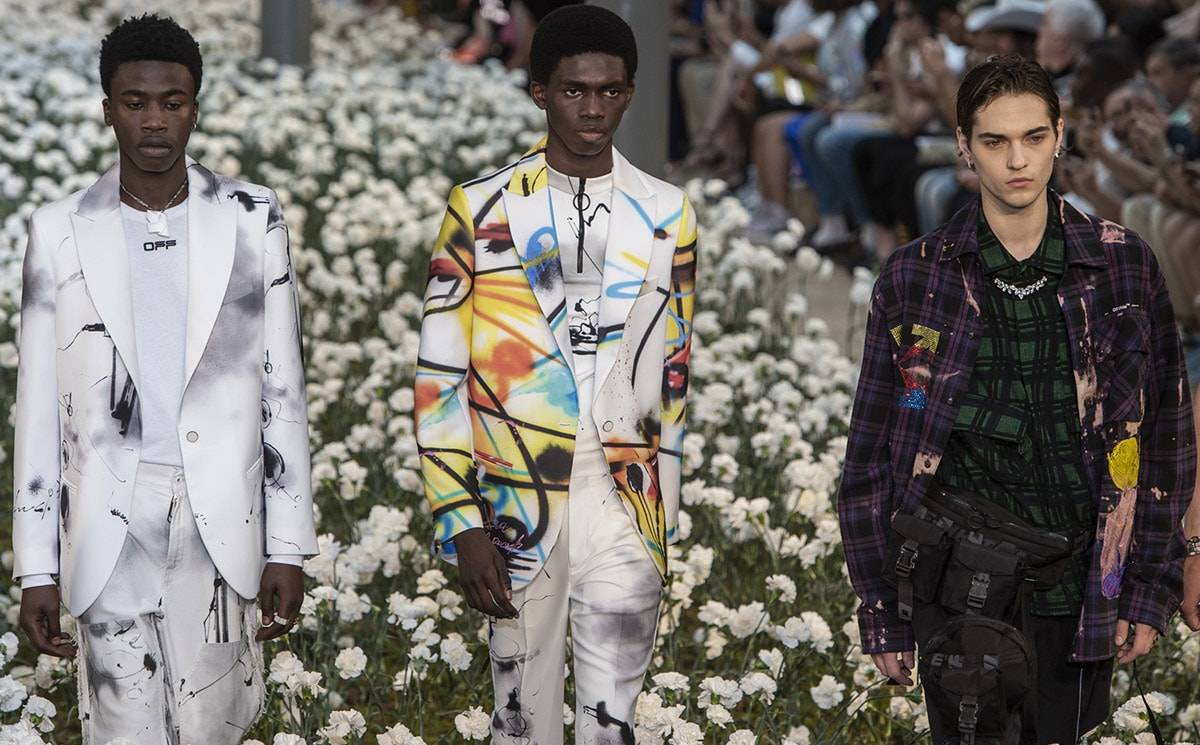 Key menswear print trends Spring/Summer 2020