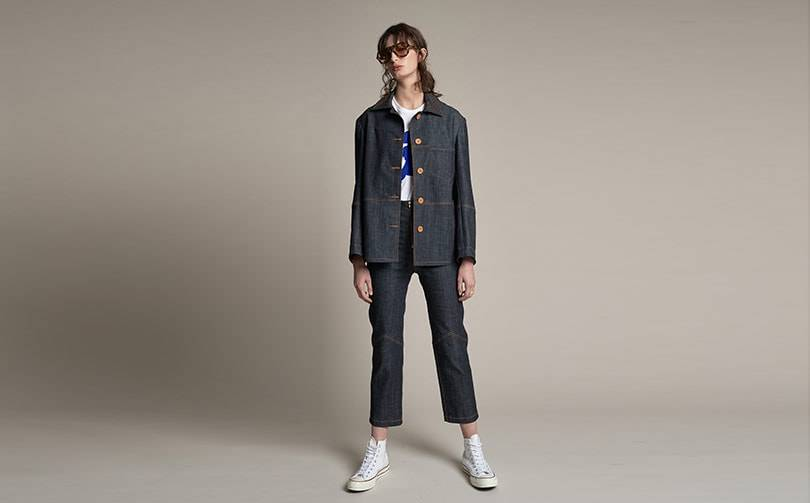 Karen Walker teams with Outland Denim on sustainable collection