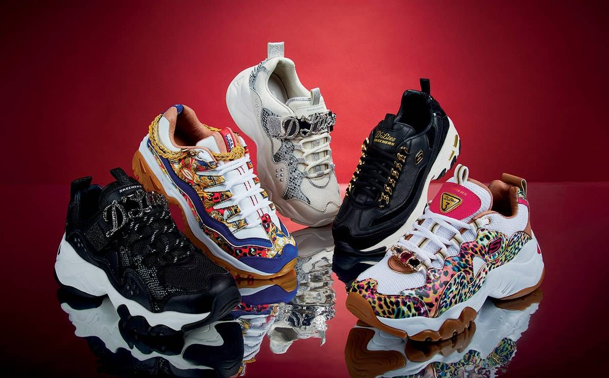 Skechers launches new limited edition Premium Heritage holiday capsule
