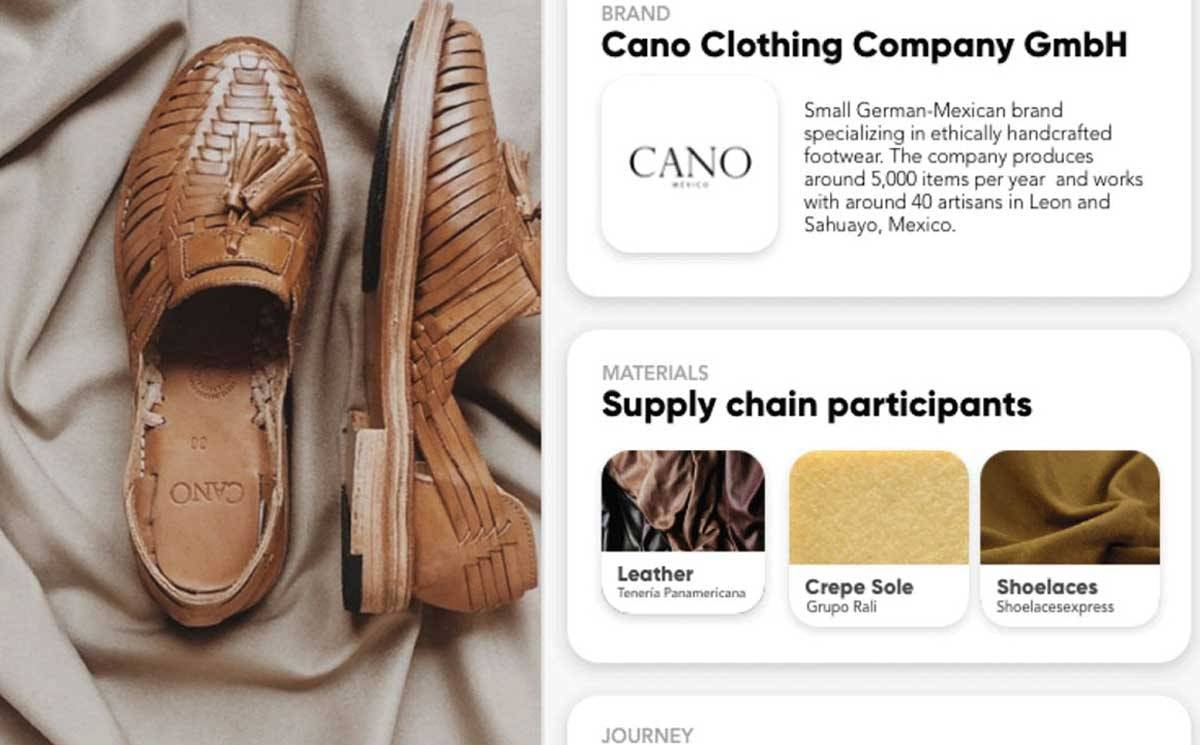 "Fashion blockchain start-up Retraced: ""Building trust throughout the entire industry"""