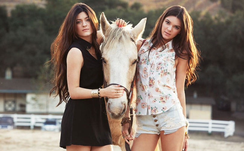 Topshop In Talks Regarding Kendall And Kylie Jenner Line