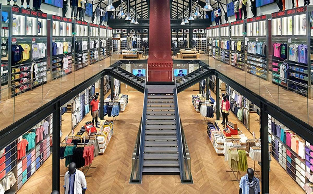 Uniqlo Japan November same-store sales down 5.5 percent